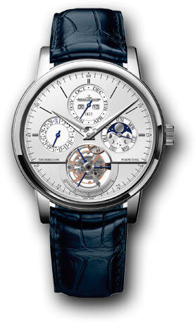 Jaeger LeCoultre Watch Master Grande Tourbillon Cylindrique