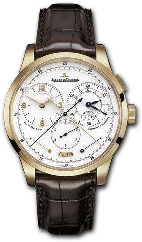 Jaeger LeCoultre Watch Duometre a Chronographe
