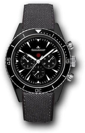 Jaeger LeCoultre Watch Deep Sea Chronograph Cermet