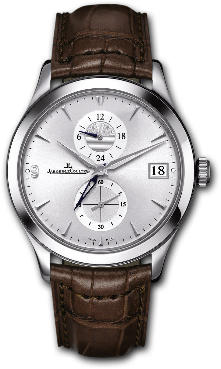 Jaeger LeCoultre Watch Master Hometime