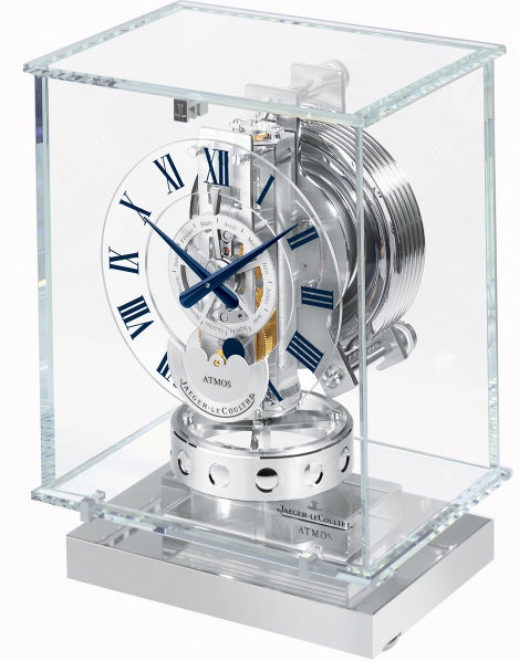Jaeger LeCoultre Atmos Moonphase Desk Clock