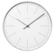 Junghans Wall Clock Max Bill RC 30cm 374/7000.00