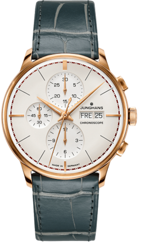 Junghans Watch Meister Chronoscope Limited Edition