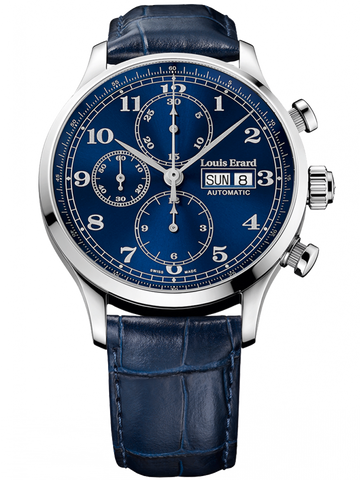 Louis Erard Watch 1931 Vintage Chrono