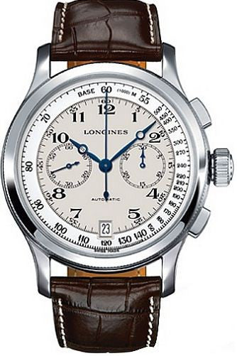 Longines Watch Lindbergh Atlantic Voyage Mens
