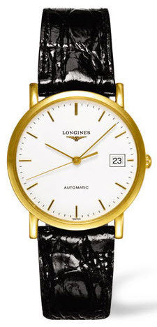 Longines Watch Presence Mens D