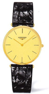 Longines Watch Agassiz Mens