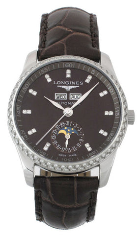 Longines Watch Master Collection Ladies