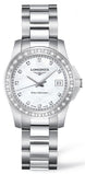 Longines Watch Conquest Ladies L3.258.0.88.6