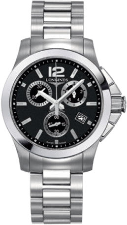 Longines Conquest Ladies D