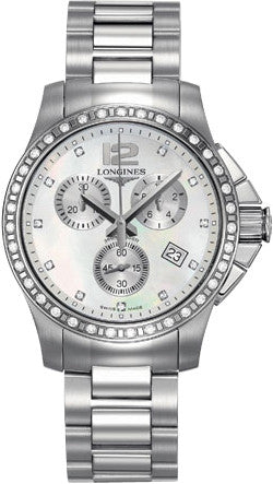 Longines Watch Conquest Ladies D