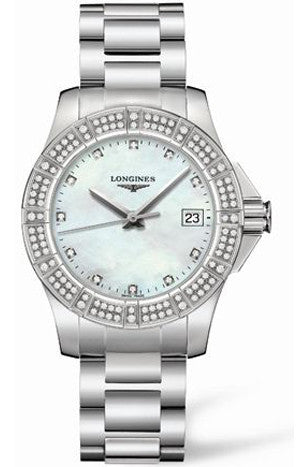 Longines Watch Conquest Ladies
