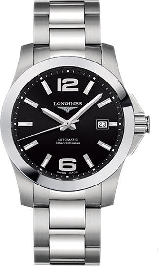 Longines Conquest Mens D