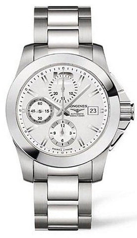 Longines Watch Conquest Mens D