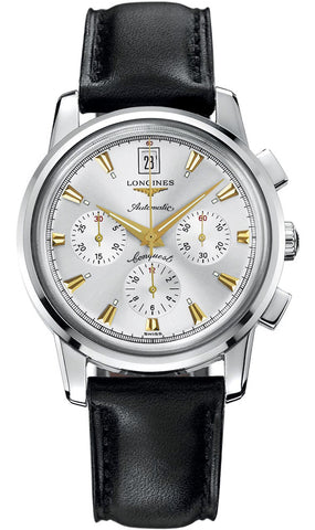 Longines Watch Conquest Heritage Mens D