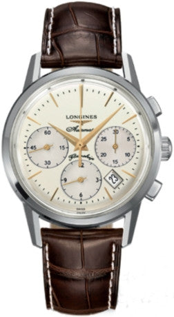 Longines Watch Flagship Heritage Mens D