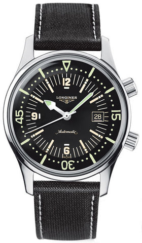 Longines Watch Legend Diver Mens