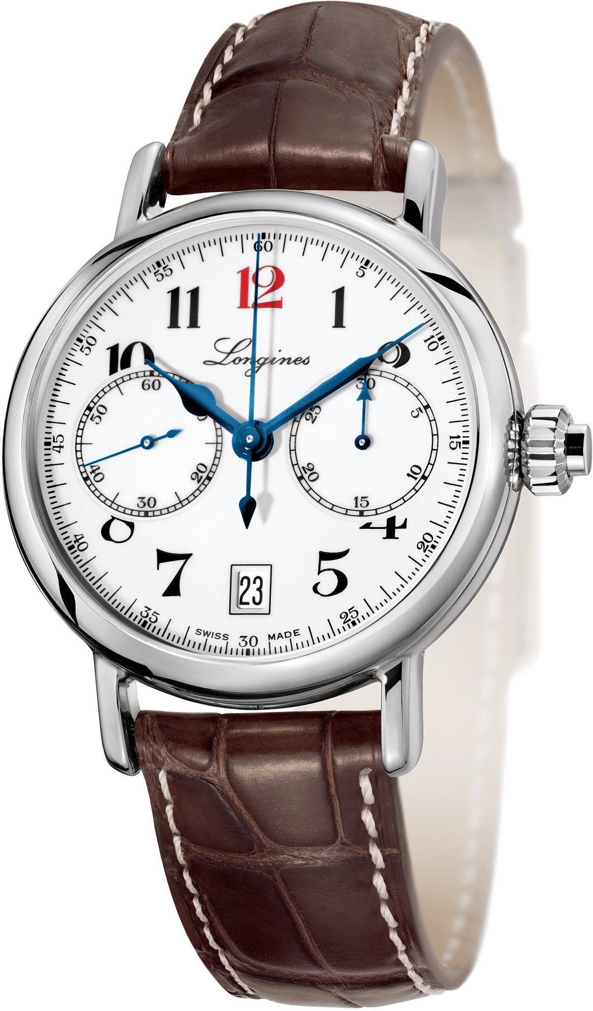 Longines Watch Column Wheel Chronograph