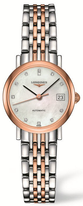 Longines Watch Ladies Elegant Collection