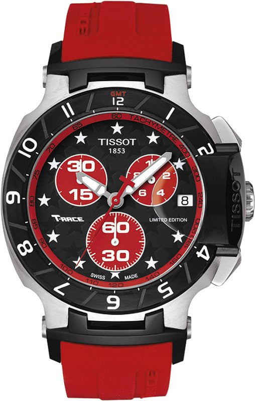 Tissot Watch TRace Nicky Hayden Limited Edition