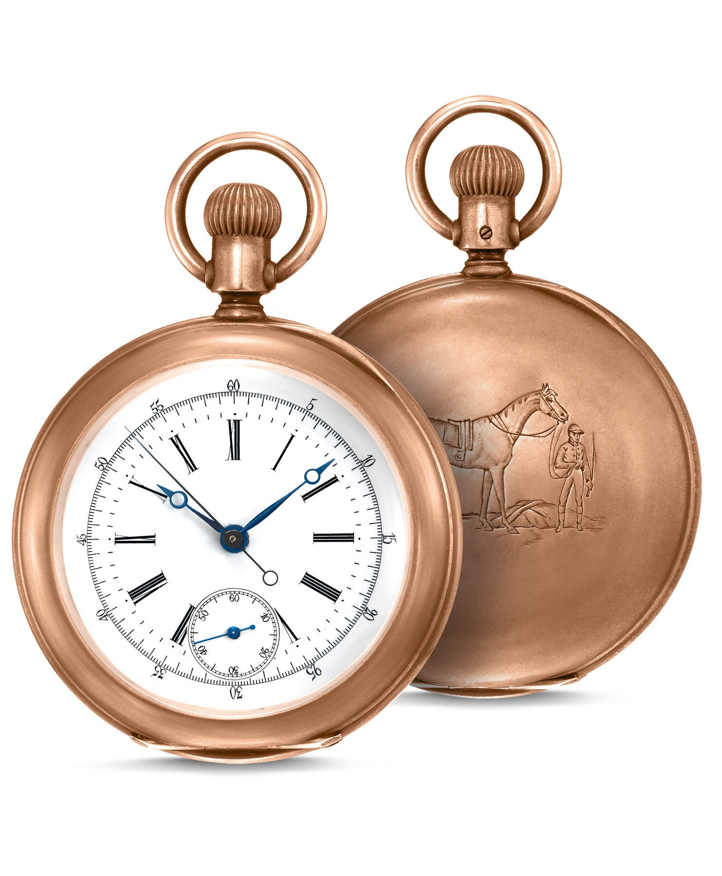 Longines Watch Equestrian Collection Pocket Watch Limited Edition