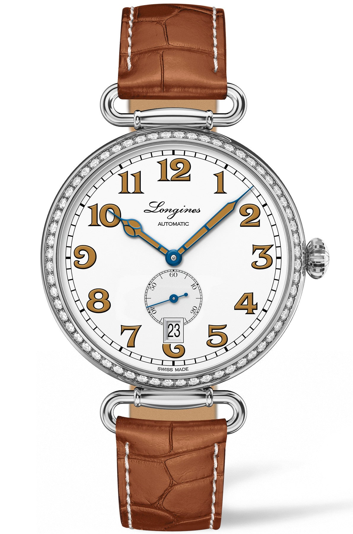 Longines Watch Heritage 1918 Ladies