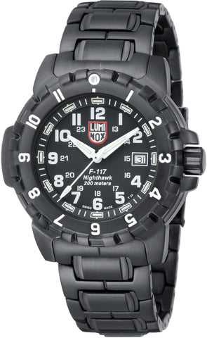 Luminox Watch Air F-117 Nighthawk 6400 Series
