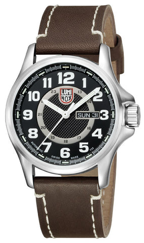 Luminox Watch Land Field Automatic Day Date 1800 Series