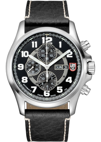 Luminox Watch Land Field Valjoux Chronograph 1860 Series Limited Edition