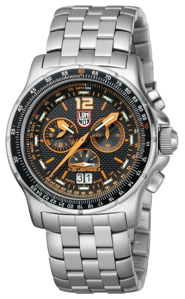 Luminox Watch Air F-35 Lightning II 9380 Series