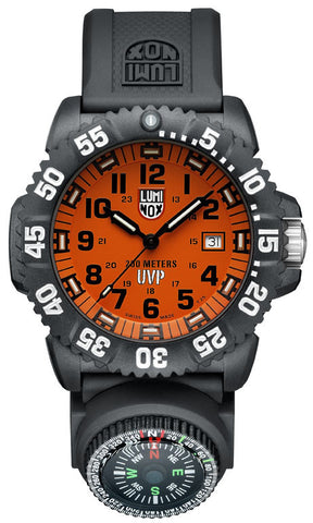 Luminox Watch Sea Scott Cassell FastStrap Special Edition