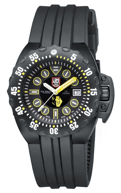 Luminox Watch Sea Scott Cassell Deep Dive Special Edition