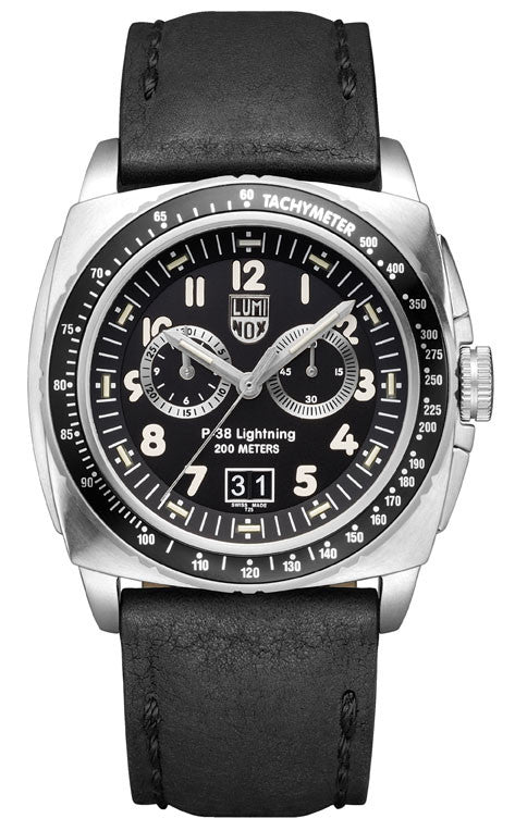 Luminox Watch Air P-38 Lightening 9420-9440 Series