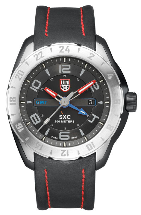 Luminox Watch Space SXC Steel GMT 5120 Space Series D