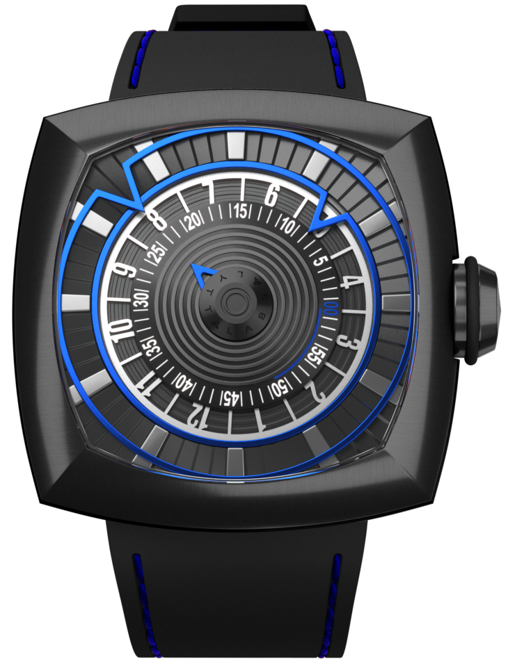 lytt labs watch blue gunmetal