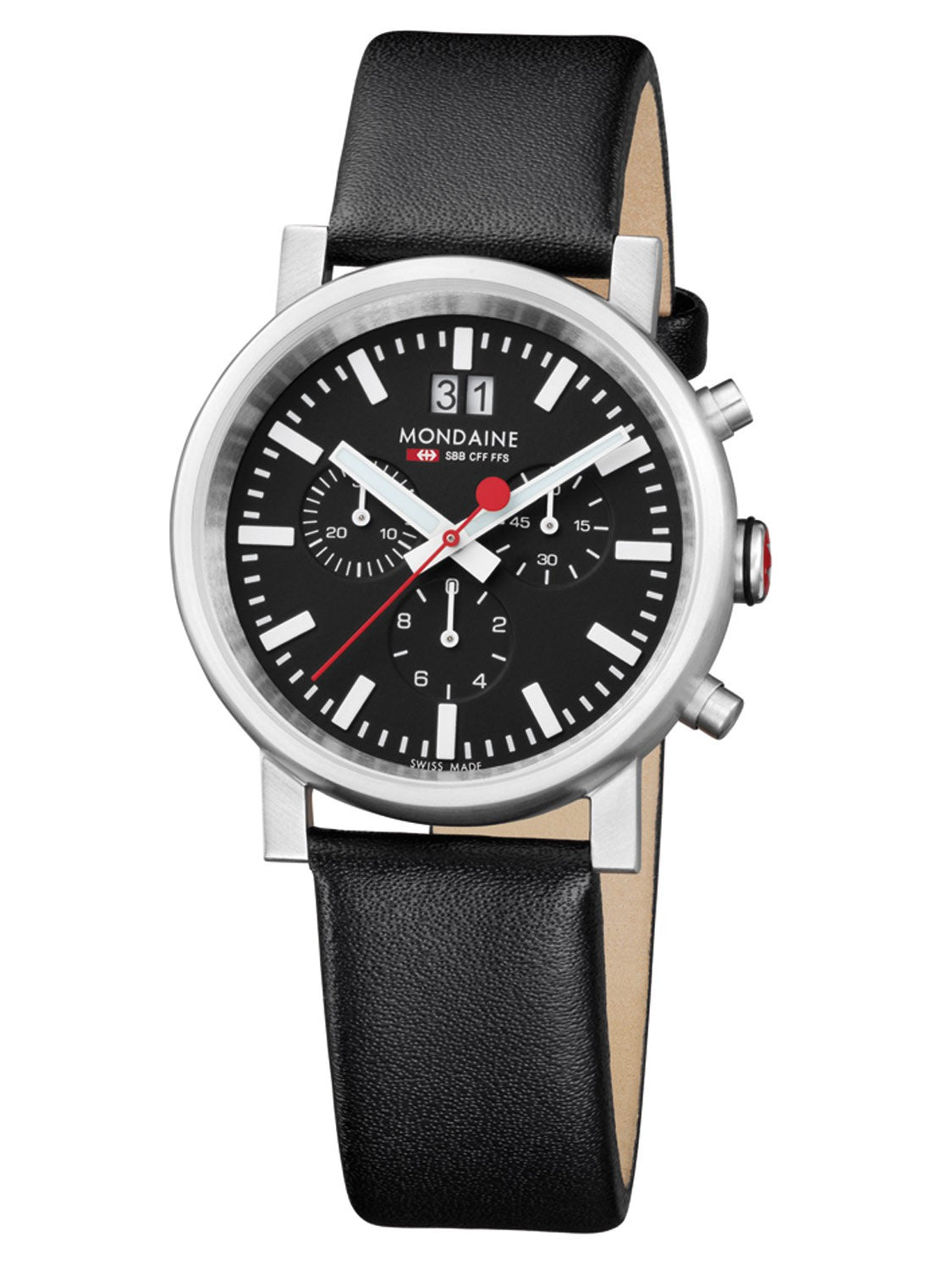 Mondaine Watch Evo Chrono