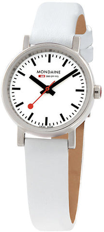 Mondaine Watch Evo Quartz