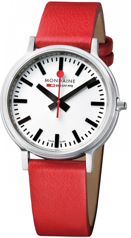 Mondaine Watch Stop2Go