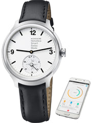 Mondaine Watch Helvetica No1 Smartwatch