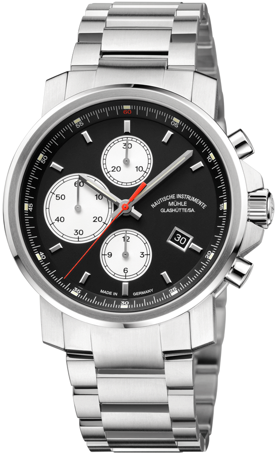 Muhle Glashutte Watch 29er Chronograph