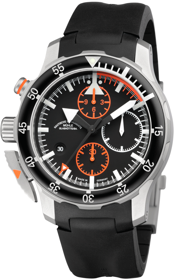Muhle Glashutte Watch S.A.R. Flieger-Chronograph
