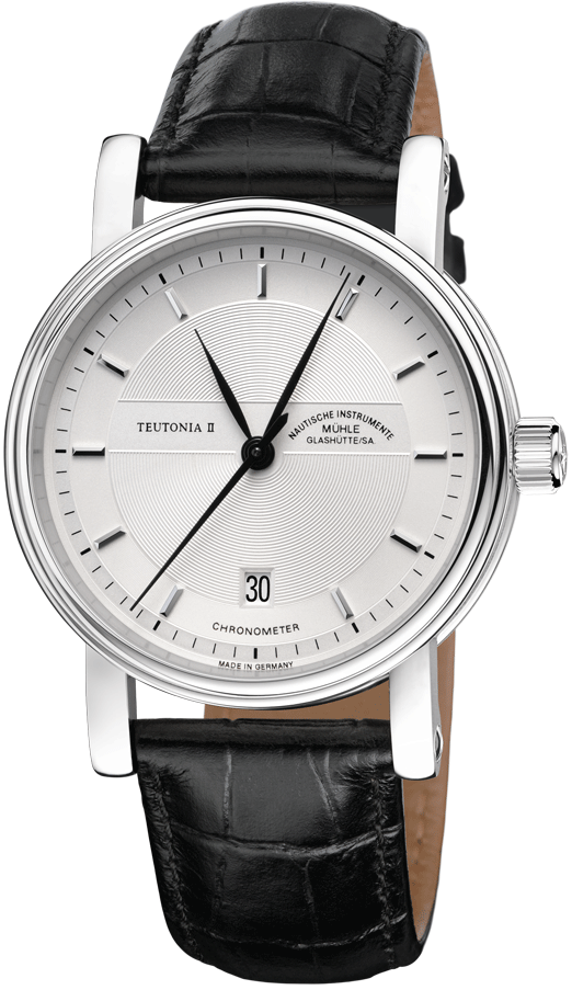 Muhle Glashutte Watch Teutonia II Chronometer
