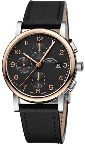 Muhle Glashutte Watch Antaria Chronograph
