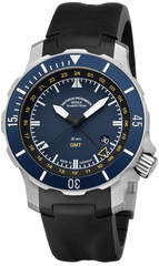 Muhle Glashutte Watch Seebataillon GMT