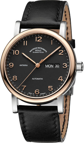 Muhle Glashutte Watch Antaria Tag Datum D