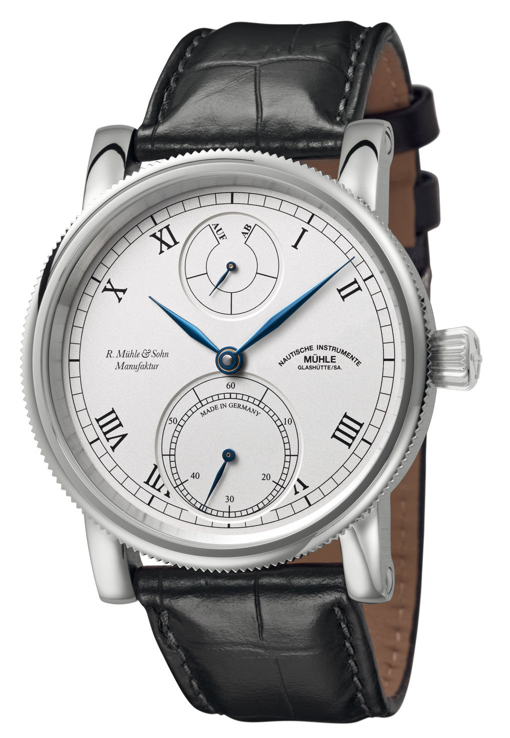 Muhle Glashutte Watch Robert Muhle Power Reserve Limited Edition