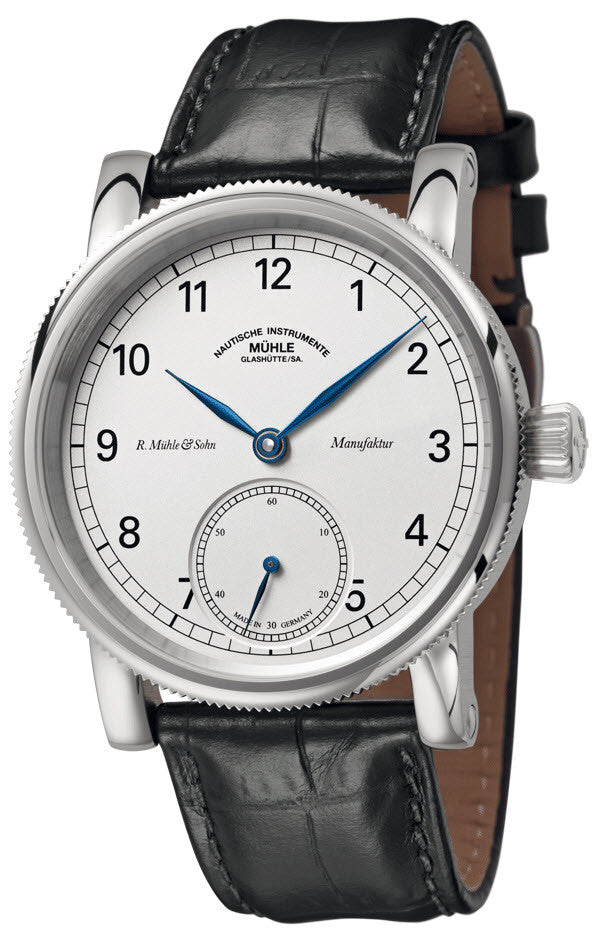 Muhle Glashutte Watch Robert Muhle Small Second Limited Edition