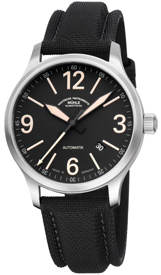 Muhle Glashutte Watch Terranaut III Trail