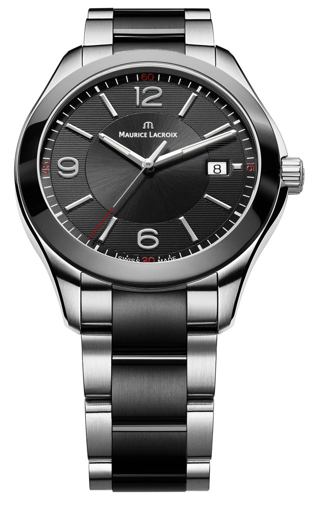 Maurice Lacroix Watch Miros Round Gents
