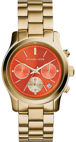 Michael Kors Watch Runway Chronograph D